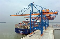Sistema portuario de Vietnam cuenta con ocho nuevas terminales