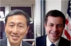 Singapur y EE.UU. amplían cooperación en transporte en medio del COVID-19