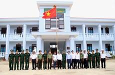 Inspeccionan preparativos para elección de diputados en distrito insular vietnamita de Truong Sa