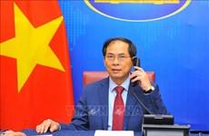 Promueven cooperación entre Vietnam y Brunei