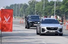 Ventas de automóviles de VinFast aumentan casi 36 por ciento en marzo