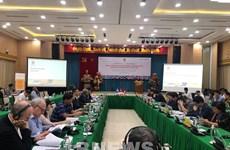Efectúan seminario acerca de proyecto del desarrollo urbano en Vietnam