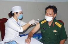COVID-19: Casi 60 mil personas vacunadas en Vietnam