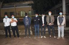Detienen a extranjeros por entrar ilegalmente en provincia vietnamita de Binh Phuoc