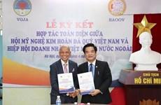 Buscan estimular la exportación de gemas vietnamitas