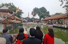 Promueven valores culturales de marionetas acuáticas vietnamitas