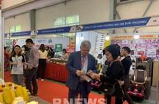 Inauguran Feria Internacional de Comercio de Vietnam 2021