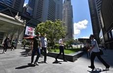 Economía de Singapur muestra leve recuperación en primer trimestre
