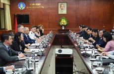 Vietnam coopera con Estados Unidos por una agricultura responsable