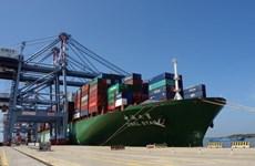 Puerto vietnamita Cai Mep-Thi Vai recibe buque con destino a la costa oeste de EE.UU.