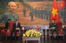 Vietnam fortalece cooperación en defensa con Laos, Camboya y Rusia