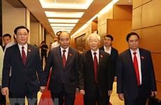 Líderes de ONU y otros países felicitan a nuevos dirigentes vietnamitas