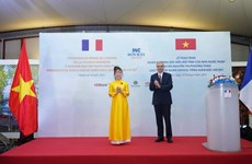 Empresaria vietnamita recibe la Orden Nacional de la Legión de Honor de Francia