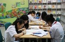 Celebran actividades en respuesta al Día del Libro y la Cultura de Lectura de Vietnam