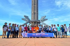 Comenzará en mayo temporada de turismo del mar en provincia vietnamita