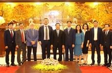 Hanoi da la bienvenida a las empresas nórdicas