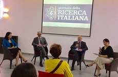 Vietnam e Italia promueven proyectos conjuntos en investigación científica