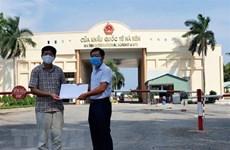 Provincia vietnamita de Kien Giang respalda a coterráneos en Camboya en medio del COVID-19