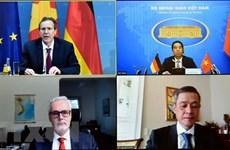 Efectúan sexta reunión del Grupo de gestión estratégica Vietnam- Alemania