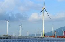 Entra en función mayor planta de energía eólica de Vietnam