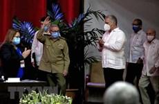 Felicita Vietnam octavo Congreso del Partido Comunista de Cuba