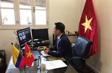Vietnam y Colombia buscan agilizar lazos comerciales