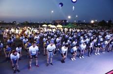 Nutrida participación en Carrera PetroVietnam - Ca Mau 2021