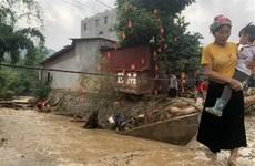 Piden acelerar mitigación de consecuencias de inundaciones en Vietnam