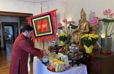 Conmemoran vietnamitas en Canadá a legendarios fundadores de su tierra natal