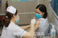 Comienza en Ciudad Ho Chi Minh segunda fase de vacunación contra el COVID-19