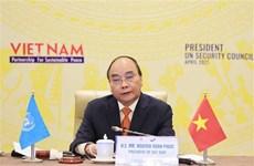 Confianza y diálogo son clave para la paz duradera, afirma Vietnam, presidente de Consejo de Seguridad