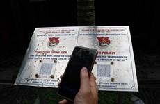 Hanoi promueve digitalización del sector turístico con códigos QR