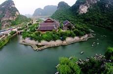 Inaugurarán mañana el Año Nacional del Turismo de Vietnam en provincia de Ninh Binh