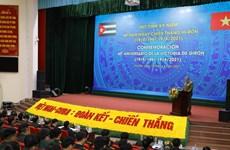 Conmemoran en Hanoi victoria gloriosa de Cuba en Playa Girón