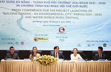 Vietnam por construir Da Nang como ciudad ecológica