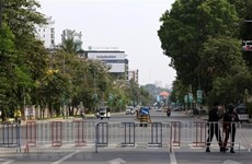 """Capital de Camboya establece """"zonas rojas"""" del COVID-19"""