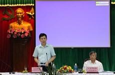Completarán preparativos de terreno para proyecto del aeropuerto vietnamita de Long Thanh