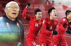 Selección nacional de fútbol de Vietnam completa vacunación contra el COVID-19
