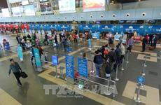 Prevén récord de pasajeros en aeropuerto internacional en Hanoi durante días feriados