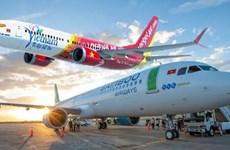 Empresas vietnamitas y estadounidenses buscan mejorar infraestructura de aviación