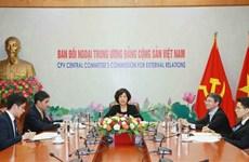 Partido Comunista de Vietnam participa en reunión virtual de ICAPP