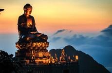 Vietnam logra récord Guinness por la estatua de Buda ubicada en lugar más alto de Asia