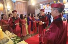 Celebran en Rusia evento global dedicado a los Reyes Hung