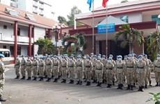 Valoran desempeño de fuerza de mantenimiento de la paz de Vietnam