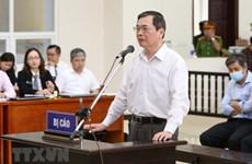 Reabren juicio de primera instancia contra exministro de Industria y Comercio en Vietnam