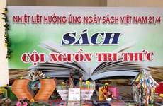 Día del Libro de Vietnam registra amplia participación en la provincia de Ninh Thuan