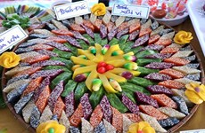Resaltan valores de pasteles tradicionales de la región sureña en Ca Mau