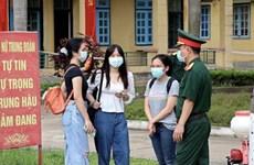 Confirma Vietnam ocho nuevos casos importados del COVID-19