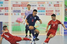 Vietnam busca boleto a Copa Mundial de Futsal