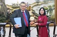 Finlandia desea invertir en provincia vietnamita de Dong Nai